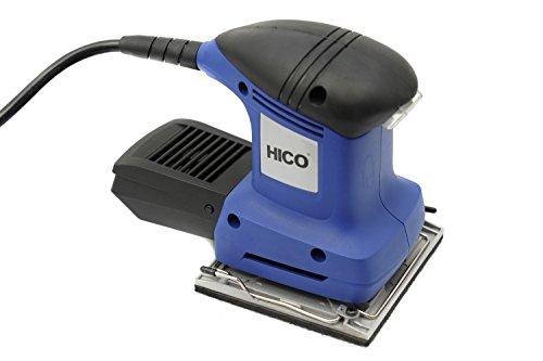 The HICO HPT-100 1/4 sheet sander