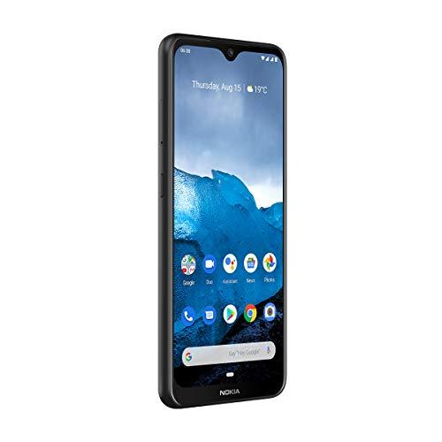 Nokia 6.2 (Ceramic Black, 4GB RAM, 64GB Storage) 6