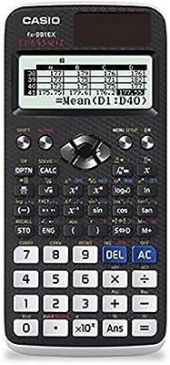 الة حاسبة علمية من كاسيو طراز كلاس ويز Fx 991ex Amazonae