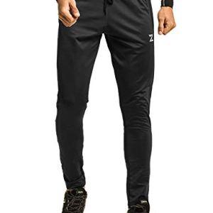 AZANI Men's Tapered Track Pants 27  AZANI Men's Tapered Track Pants 41MmQokVxnL
