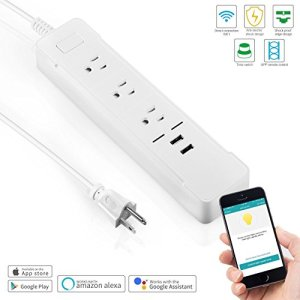 Smart Light Switch Power Strips Alexa Echo