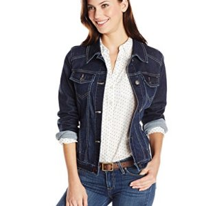 Wrangler Authentics Women's Stretch Denim Jacket 20 Fashion Online Shop gifts for her gifts for him womens full figure