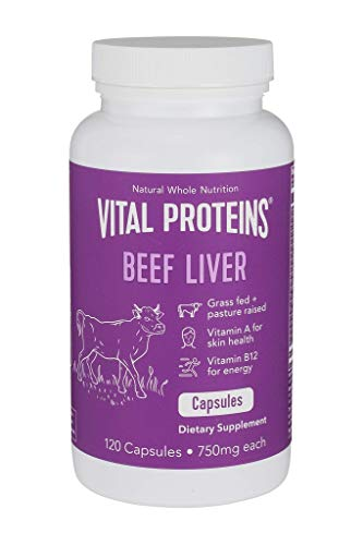 Vital Proteins Pasture-Raised, Grass-Fed Beef...