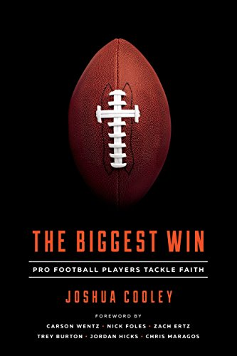 The Biggest Win book cover via Amazon.