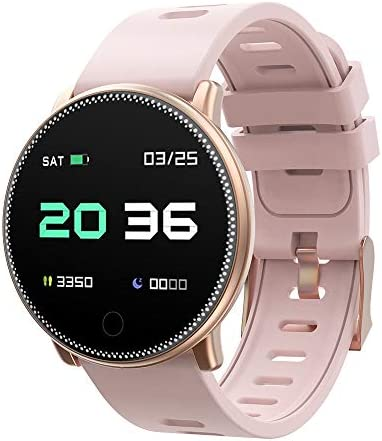 Smart Watch for Android and iOS Phone 2019 Version IP67 Waterproof,UMIDIGI Fitness Tracker Watch with Pedometer Heart Rate Monitor Sleep Tracker,Smartwatch Compatible with iPhone Samsung 3