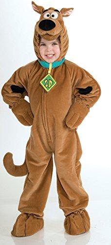 Scooby - Doo Child's Deluxe Scooby Costume