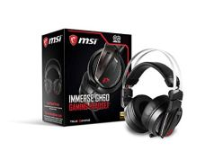 MSI Immerse GH60 S37-2100990-Y86 Gaming Headset