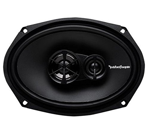 2. Rockford Fosgate R169X3 Prime 6 x 9 Inch 3-Way Full-Range Coaxial Speakers