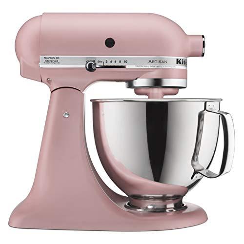 KitchenAid-Artisan-Stand-Mixer-5-quart-Dried-Rose