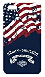 Harley-Davidson Americana iPhone 8/7/6S/6 Two Piece Phone Shell, Navy 7856
