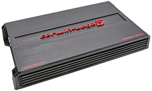 CERWIN VEGA H4900.4 HED Class AB Amplifier, 4 Channels, 900W Max