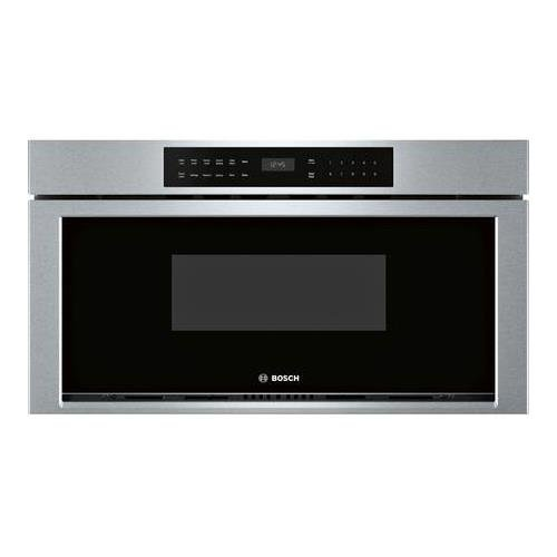 HMD8053UC 30 800 Series Drawer Microwave with 1.2 cu. ft. Capacity 950 Watt Microwave Power and Automatic Sensor Programs in Stainless Steel
