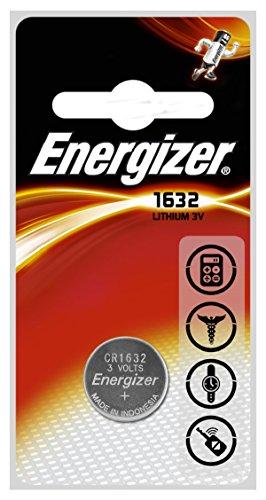 Energizer Lithium Button Cell 3V Cr 1632