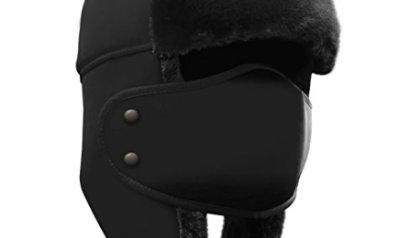 36ba6e2627c EachWell Unisex Women Men Winter Warm Windproof Ushanka Trapper Hat ...