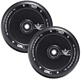 Envy Scooters Hollow Core Wheels 110mm (Pair) (Black)