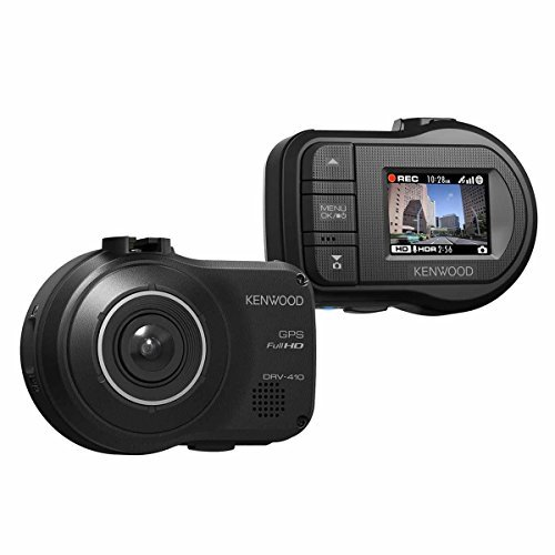 Kenwood DRV-410 Dashboard Camera