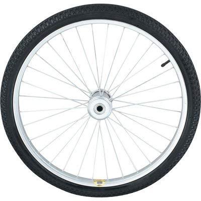 Ironton 26in. Pneumatic Spoked Wheel