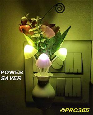 PRO365-Spa-Romantic-Night-Lamp-Auto-OnOff-SensorCrown-Plug-Power-Saver