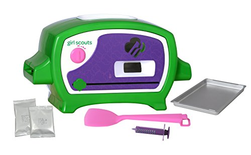 Girl Scouts Cookie Oven
