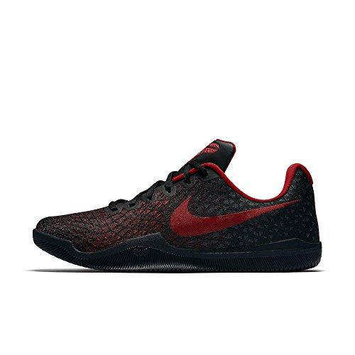 Nike Mens Kobe Mamba Instinct Basketball Shoes (10, Black/University Red-M)