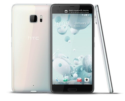 HTC U Ultra U1-u - White - Factory Unlokced - International Version - No Warranty