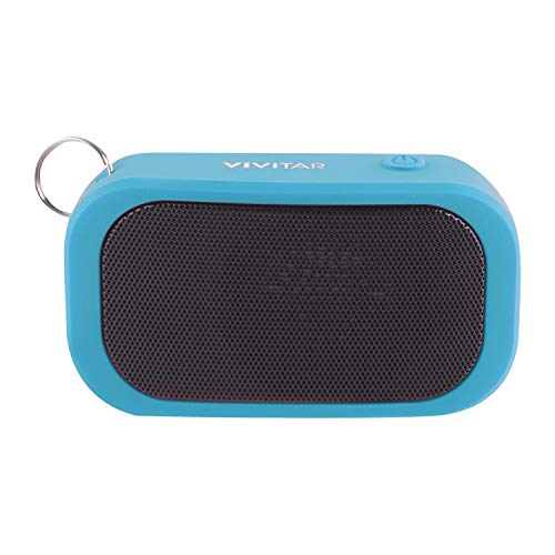 Vivitar Waterproof Mini Bluetooth Speaker with Carabiner
