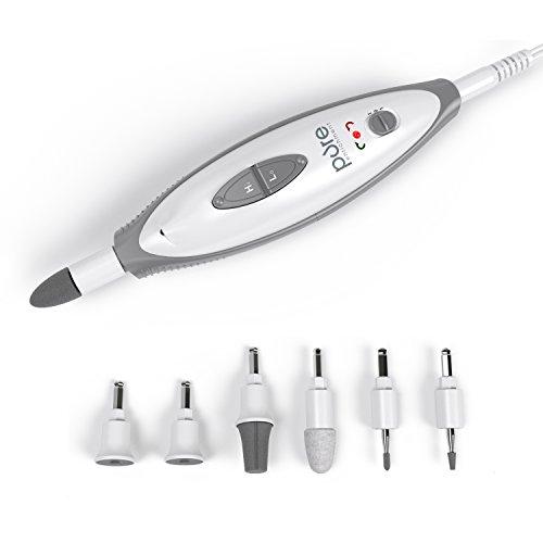 PureNails 7-piece Professional Manicure & Pedicure System
