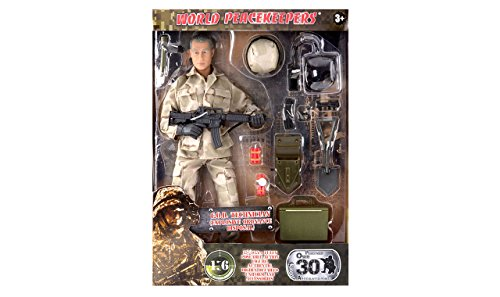 Army Men By World Peacekeepers Action Figures 30 Pt Full Motion 12 Inch Army Toys W Ninja