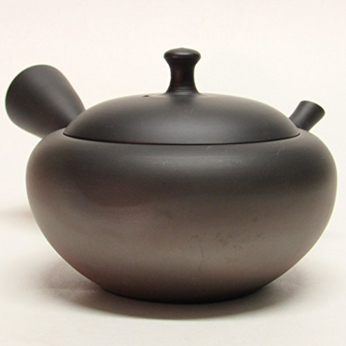 Japanese Teapot Tokoname Kyusu / craftsman: Syoryu / Tou-ami / 350 ml (11.8 fl oz)