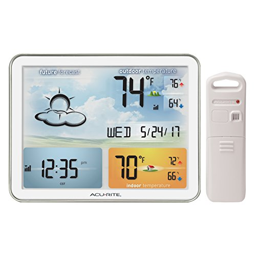 AcuRite 02081M Home Weather Station with...