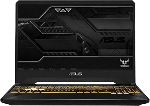 "ASUS TUF Gaming FX505GD 15.6"" FHD Laptop GTX 1050 4GB Graphics (Core i5-8300H 8th Gen/8GB RAM/1TB SSHD + 256GB PCIe SSD/Windows 10 /Gold Steel/2.20 Kg), FX505GD-BQ316T 39"