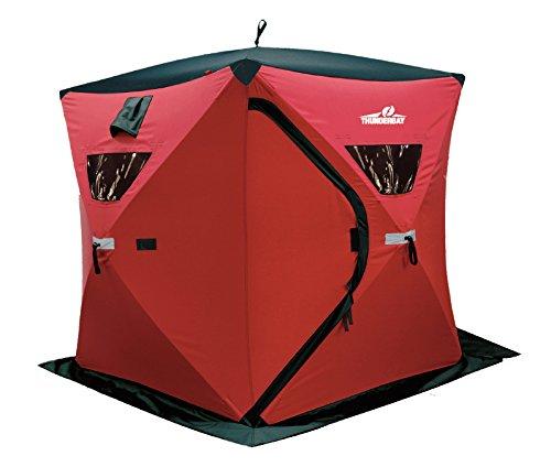 Ice Cube 3 Man Portable Ice Shelter by ThunderBay