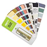Montana MXG415685 True Color Spray Paint Swatch Book Multicolor