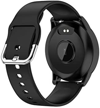 2020 New Sports Smart Watch, High-Definition Fitness Smart Bracelet Touch-Screen IP67 (Black) 4
