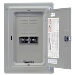 Reliance Controls Panel/Link 3-Pole Transfer Panel XRC0603D