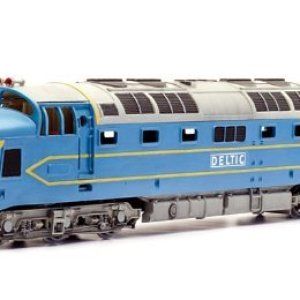 Dapol Model Railway Class 55 Deltic Plastic Kit – OO Scale 1/76 by Dapol 41P 4cKzGIL