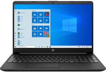 HP 15 Entry Level 15.6-inch HD Laptop (AMD 3020e/4GB/1TB HDD/Windows 10 Home/Jet Black/1.74 Kg), 15s-gy0003AU