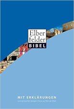 Elberfelder Bibel mit Erklärungen und zahlreichen farbigen Fotos zur Welt der Bibel
