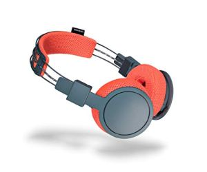 Urbanears 4091226 Hellas On-Ear Active Wireless Bluetooth Headphones (Orange)