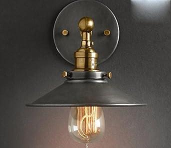 Gyx Lampe Murale Industrielle Ikea Américain Créatifs