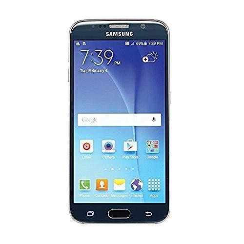 Samsung Galaxy S6 SM-G920V 32GB Sapphire Black Smartphone for Verizon (Renewed)