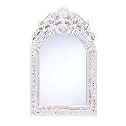 Accent Plus Arched-Top Wall Mirror 12.5×0.5×20