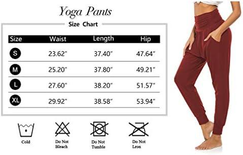 DIBAOLONG Womens Yoga Sweatpants Loose Workout Joggers Pants Comfy Lounge Pants with Pockets 6