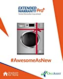 OneAssist 2 Years EW Pro Plus plan for Washing Machines Between Rs. 40,001 - Rs. 50,000