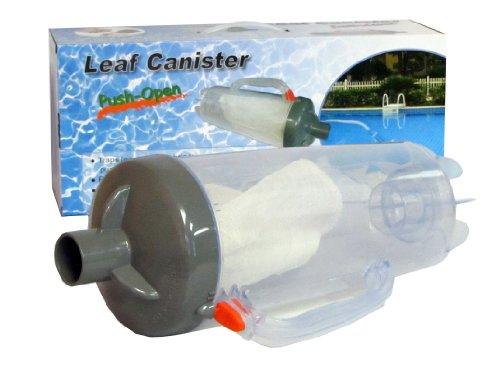 National Brand Alternative 732218 Leaf Canister 11/2'#186, 1' x 1' x 1'