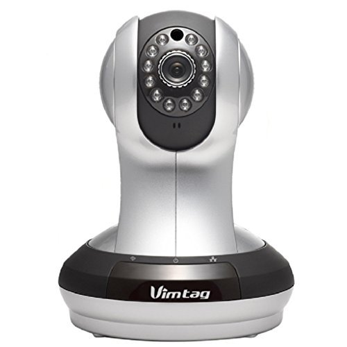 2. Vimtag VT-361 Super HD WiFi Video Monitoring Surveillance Security Camera