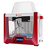 QIDI TECH 3D Printer, X-Smart Intelligent Printer with 3.5 Inch Touchscreen, Fully Metal Structure 6.3x5.9x5.9 Inch