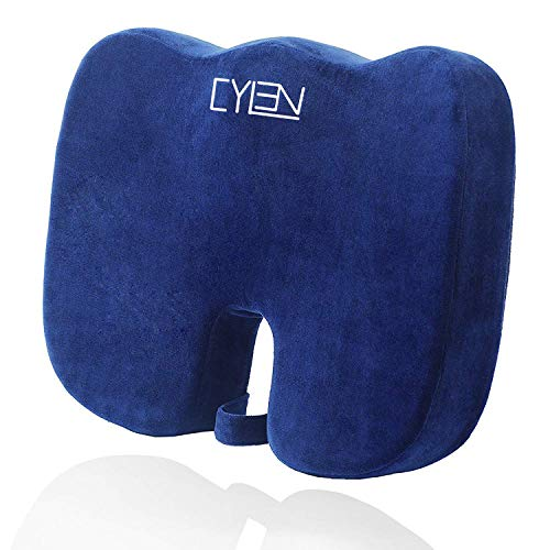 CYLEN -Memory Foam Bamboo Cushion