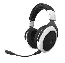 CORSAIR HS70 Wireless - 7.1 Surround Sound Gaming Headset - Discord Certified Headphones - White