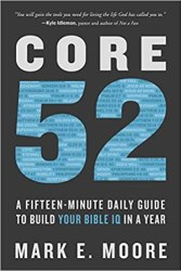 Core 52 book cover